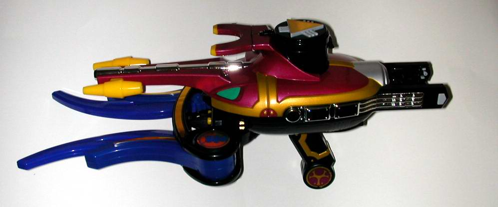 Ninja Thunder Blaster